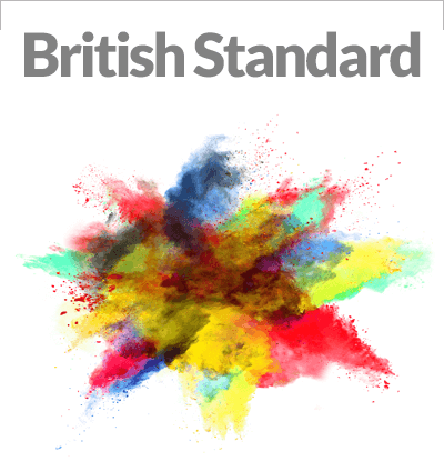 British Standard Colours